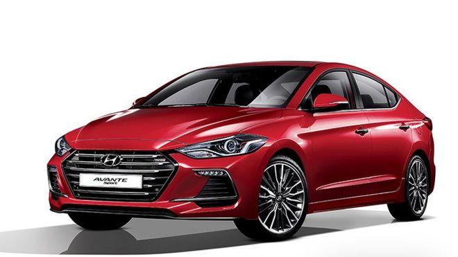 韓流也能熱血 馬力204hp Hyundai Elantra Sport