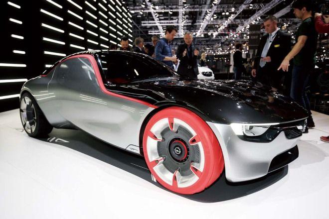 公升級小跑車Opel GT Concept