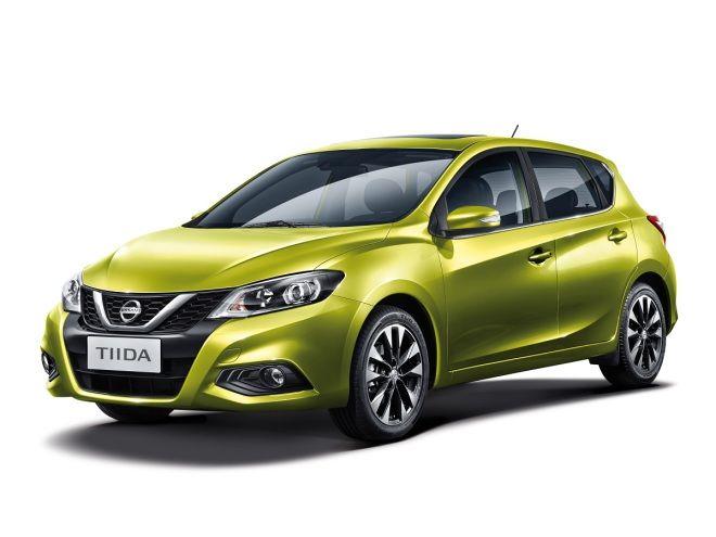 2016北京車展─空間依舊外型更加俏皮可愛 Nissan Tiida