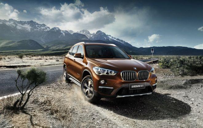 2016北京車展─強國人專屬限定!BMW X1 LWB長軸版亮相
