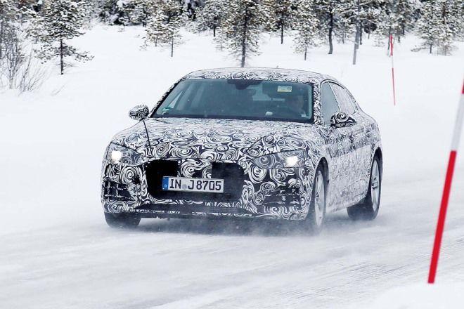 絕美背殺Audi New A5 Sportback