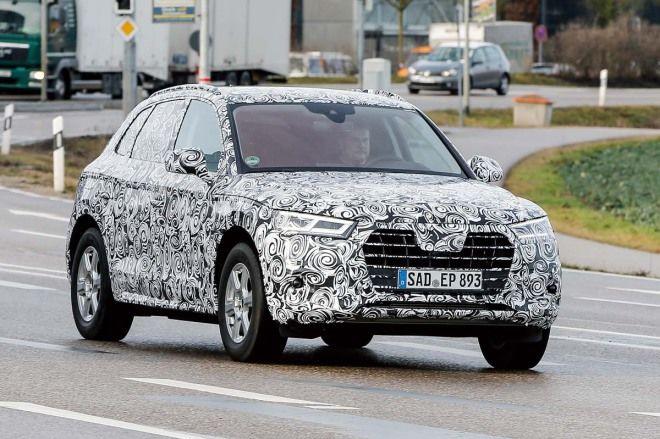 次旗艦Audi New Q5