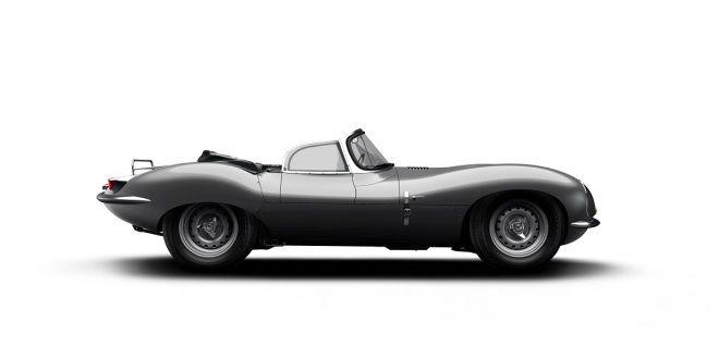 再現利曼冠軍榮耀 JAGUAR XKSS 1957年復刻版