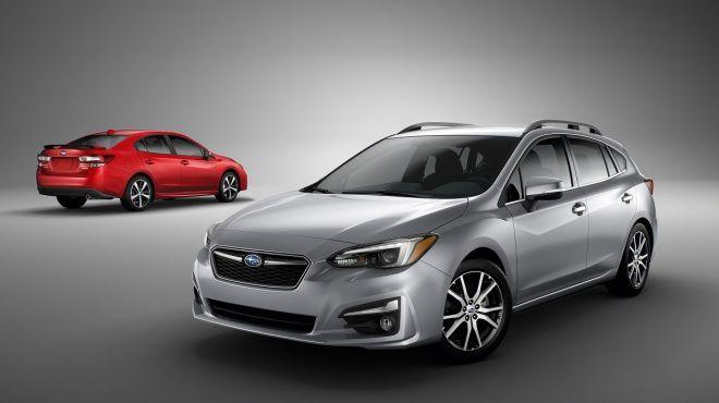 風華再現 2017 Subaru Impreza紐約登場(內附動態影片)