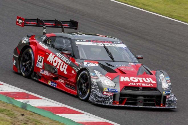 GT-R Nismo GT500締造五連霸的紀錄