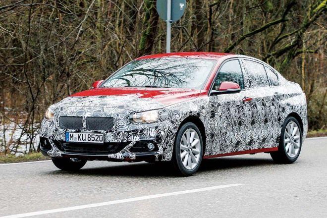 貴婦買菜車BMW 1-Series Sedan