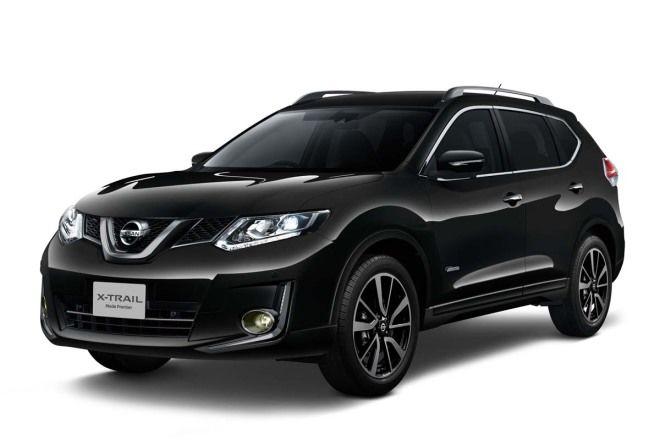 Autech Japan改裝車X-Trail+Sentra車主可參考