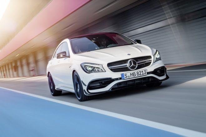 怦然心動 Mercedes-Benz CLA小改款登場(內附動態影片)