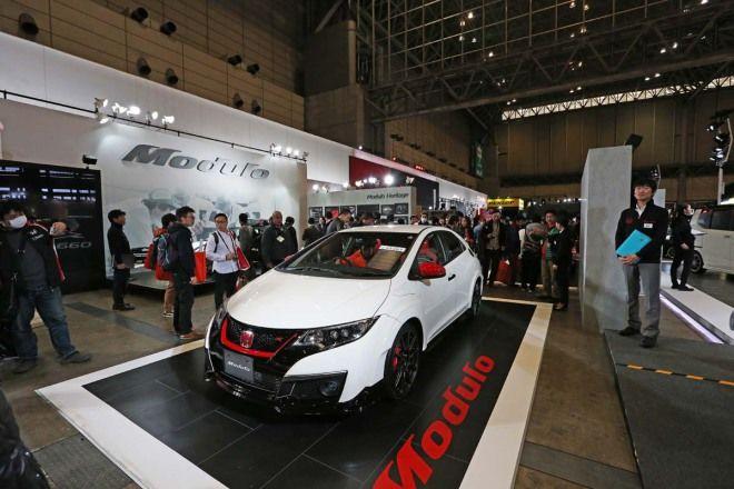 Modulo Civic Type-R低調的改裝選擇