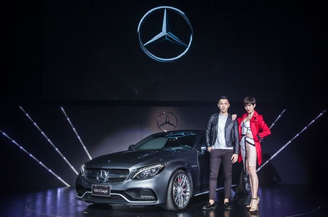The new C-Class Coupe正式登台! C 63/C 63 S同步現身