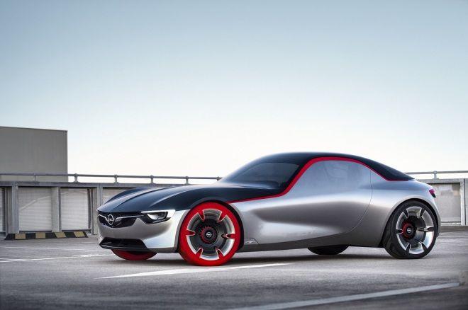 日內瓦車展預報-Opel GT Concept(內附動態影片)