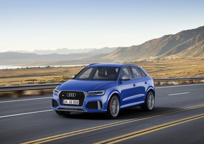 日內瓦車展預報-Audi RS Q3 Performance