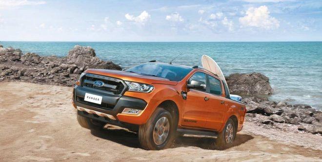 143.9萬超值入手  全新Ford Ranger運動皮卡正式上市