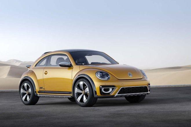 跨界金龜量產VW Beetle Dune