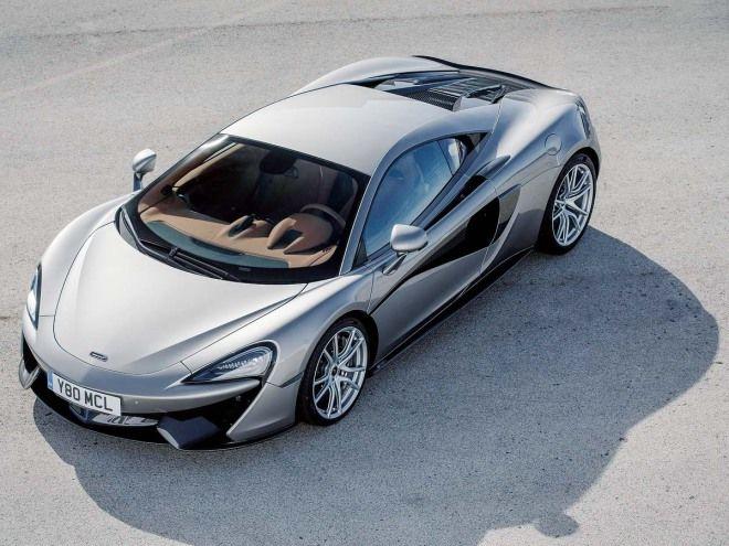 向下搶攻超跑入門 McLaren 570S