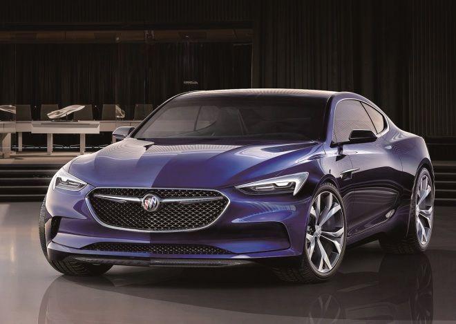 百年老店的浪漫 Buick Avista Concept