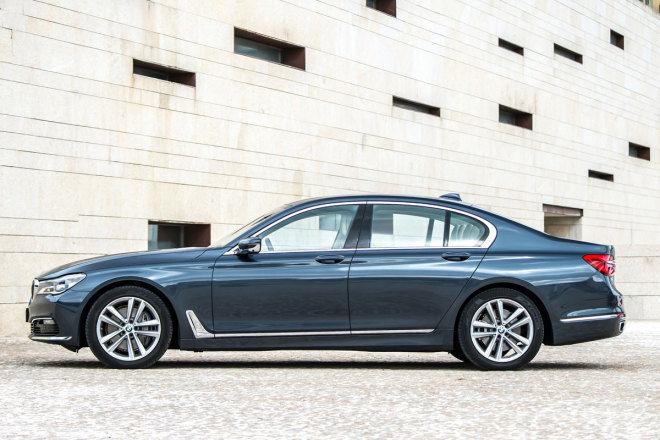 2.0高效更易入手 全新BMW 730i 380萬上市