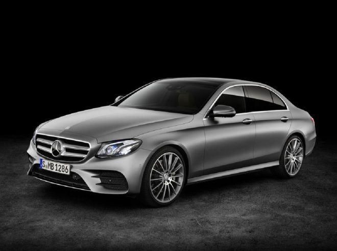全新M.Benz E-Class定裝照流出  與S-Class、C-Class分不清!?