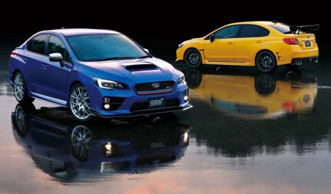 歷代最強狼來了 Subaru WRX STI S207 Limited Edition