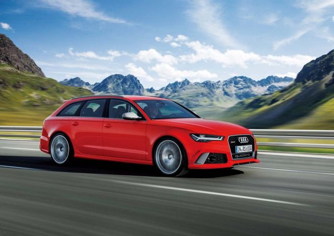 升級性能旗艦規格Audi RS6 Avant & RS7 Sportback Performance