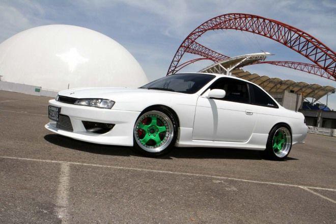 值得擁有中古車No.7 武鬥派甩尾名駒 Nissan Silvia S14