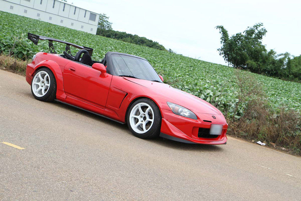 值得擁有中古車No.5 9000轉紅線魅力Honda S2000