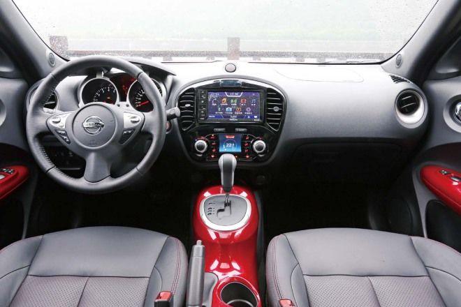 以造型吸引目光Nissan Juke 1.6豪華-跨界休旅車的最終決戰- 配備空間篇