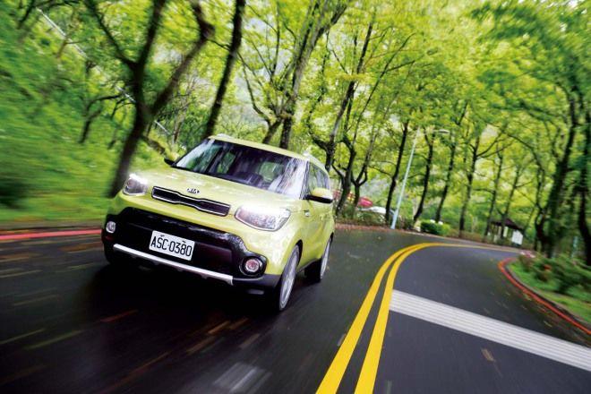 市場新柴子Kia Soul-跨界休旅車的最終決戰-柴油試駕