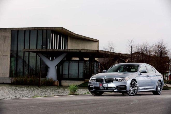 5力全開  BMW 530i