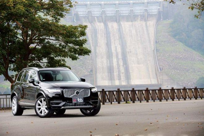 北歐奢華行宮Volvo XC90 T8 Excellence