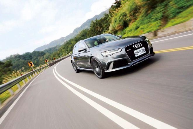超磅衝擊Audi RS6 Avant Performance