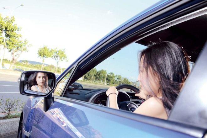 小資女輕鬆買車法(5)-停車篇