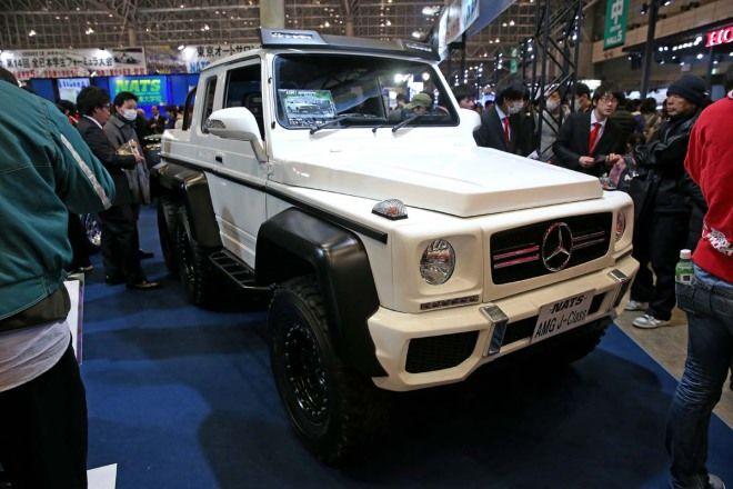 Suzuki Jimny也能6輪聯合??NATS AMG J-Class日本大學生也能獨自打造