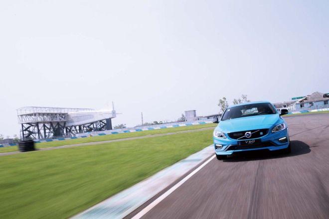 北歐最速理論Volvo V60 Polestar