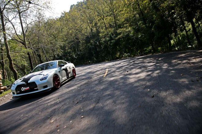 你知道亞洲最快的R35在哪裡嗎?!國造CS Racing R35 200-300km/h:6.1sec