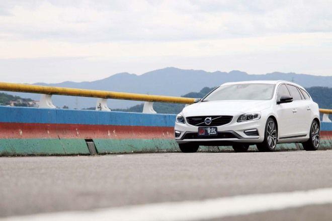 原廠幫你「P」一下 Volvo V60 T6 R-Design Polestar