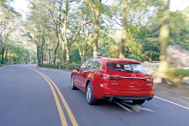 三百回合之後...集評part3-Mazda 6 Wagon vs. Skoda Superb Combi--操控篇
