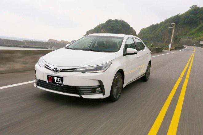 全面無敵 神車Toyota Corolla Altis改善了安全配備