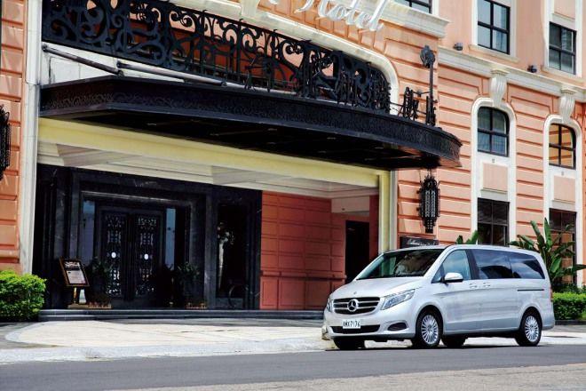 行動商旅M.Benz V250d