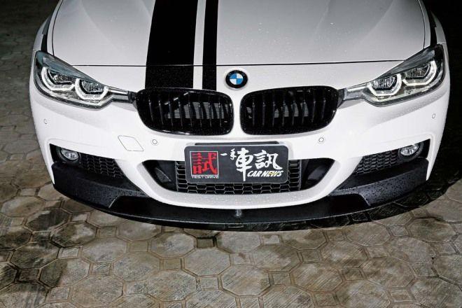 近距離的夢想BMW 340i M Performance Limited Edition