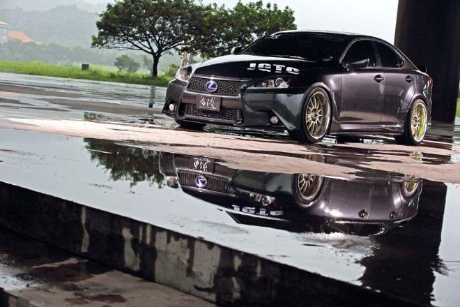 日系鋼彈出擊Lexus IS250 X JGTC