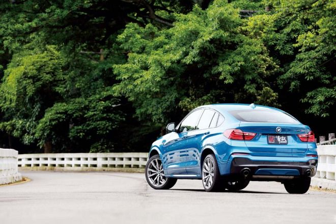 獵艷高手BMW X4 M40i