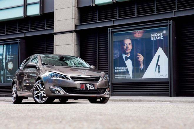 小心音浪!Peugeot 308 1.2 PureTech Allure+