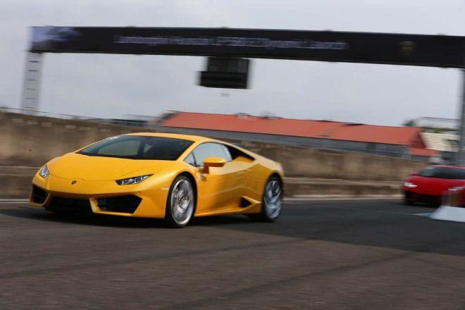 賽道奔牛節Lamborghini Huracan LP 580-2