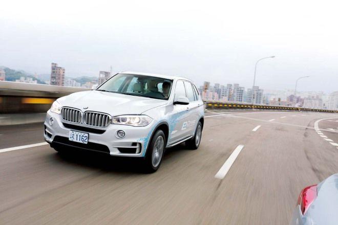 非關節能 BMW X5 xDrive40e