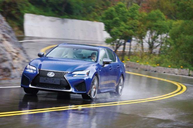 NA性能猛將 Lexus GS F