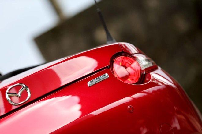 一秒開篷變帥哥Mazda Roadster MX-5(ND系)