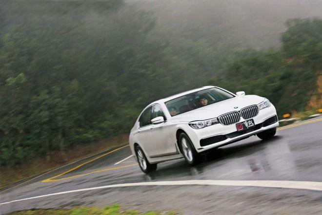 非傳統豪華房車BMW 730d