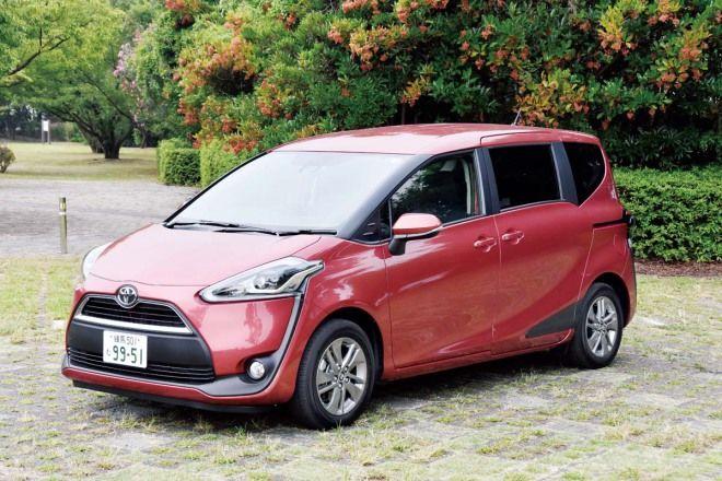 熱銷休旅接班人Toyota Sienta