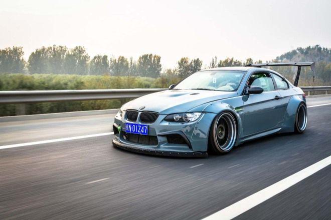 無寬不歡BMW E92 M3要你好看